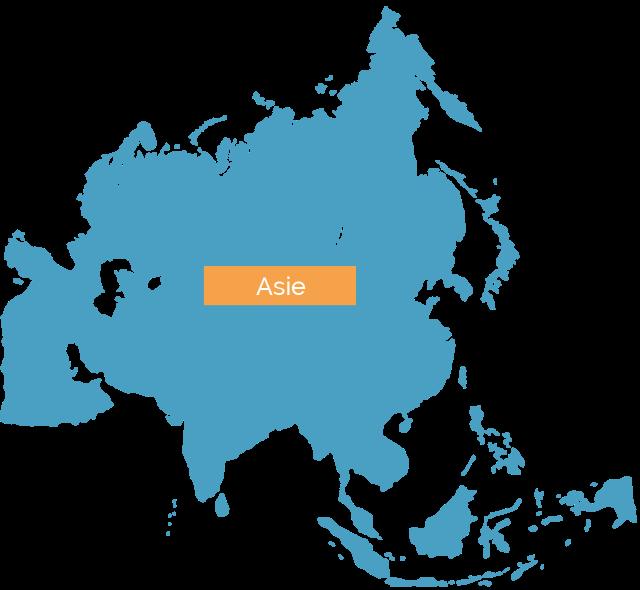 Assurance santé expatrié en Asie